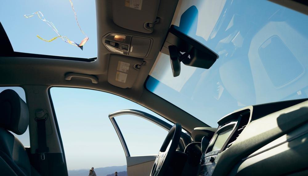 Đánh giá xe Hyundai SantaFe 2017 phần nội thất 4.