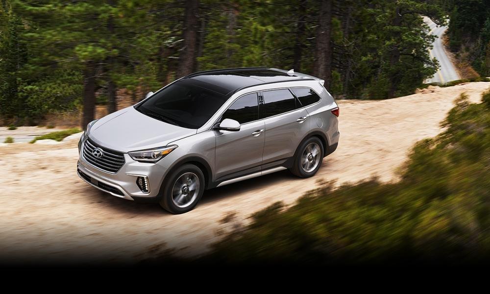 Đánh giá xe Hyundai SantaFe 2017 phần thân 2.