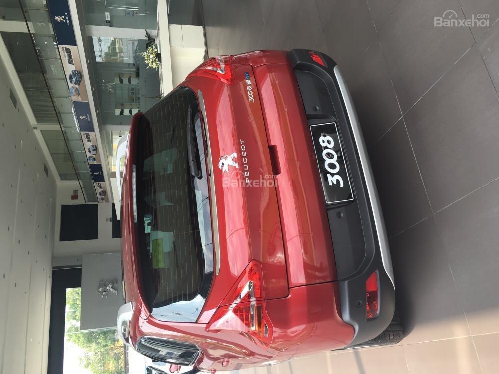 Bán ô tô Peugeot 3008 năm sản xuất 2016, màu đỏ, xe Pháp-5