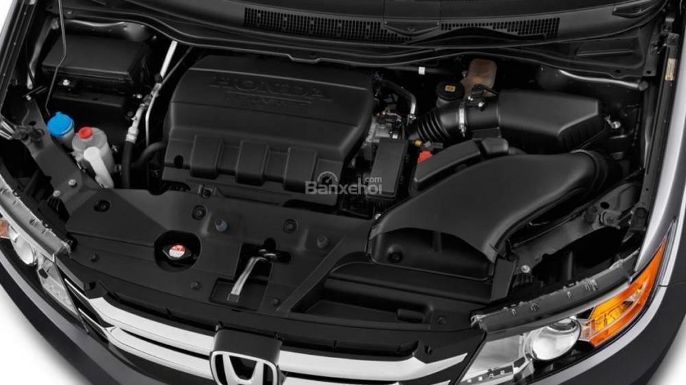 So sánh xe Kia Sedona 2015 và Honda Odyssey 2016 về động cơ 1