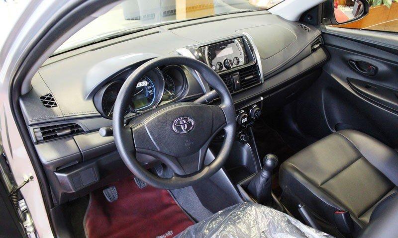 Nội thất của Toyota Vios 2015 được thiết kế sang trọng hơn hẳn người tiền nhiệm.
