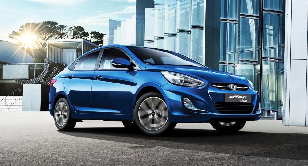 Đánh giá xe Hyundai Accent Blue 2015 có chất lượng khá tốt trong phân khúc.