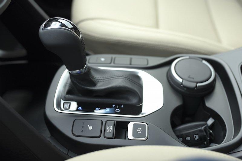 Nội thất Hyundai SantaFe 2016 2