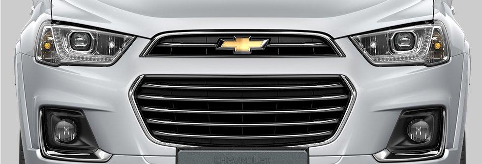 Ngoại thất Chevrolet Captiva Revv 3