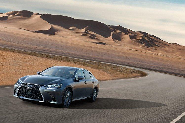 Lexus GS 350 2016 sở hữu khả năng vận hành ấn tượng.