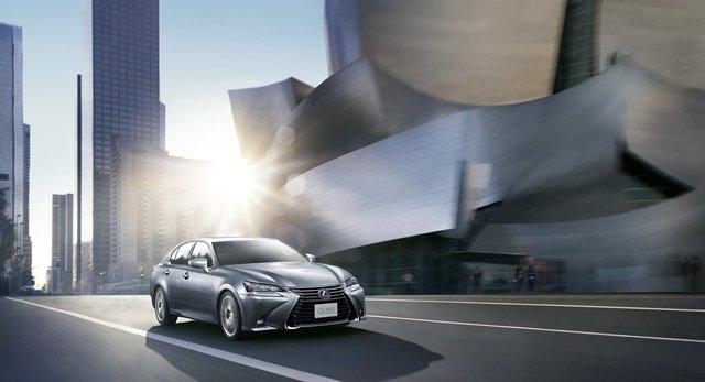 Đánh giá xe Lexus GS 350 2016: Lịch lãm, tiện nghi, an toàn, vận hành ấn tượng .
