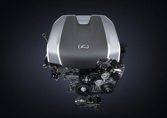 Đánh giá xe Lexus GS 350 2016: Lexus GS 350 2016 sử dụng động cơ V6, 3.5 lít cho công suất 316 mã lực.