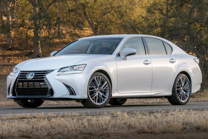 Đánh giá xe Lexus GS 350 2016: sở hữu kiểu dáng cân đối.