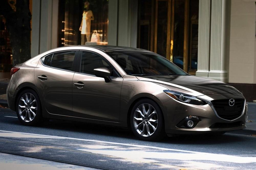 Tổng kết so sánh nhanh Mazda 3 sedan 2015 và Kia K3 2013 1