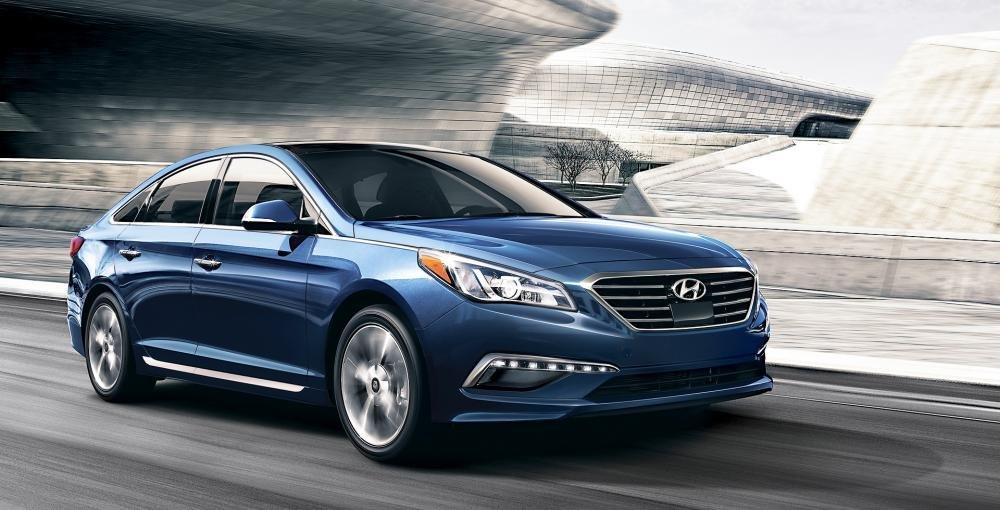 Đánh giá xe Hyundai Sonata 2016.