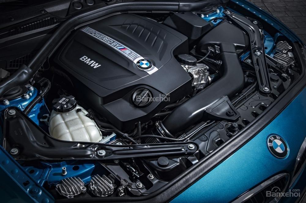 Đánh giá xe BMW M2 2016: Đi kèm hộp số sàn