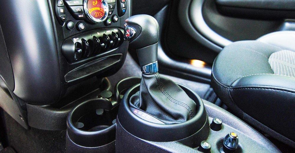 Đánh giá xe MINI Cooper S Countryman 2015 có hộp số tự động 6 cấp.