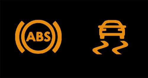 Phanh ABS cho phép ESC hoạt động độc lập tại 4 bánh.