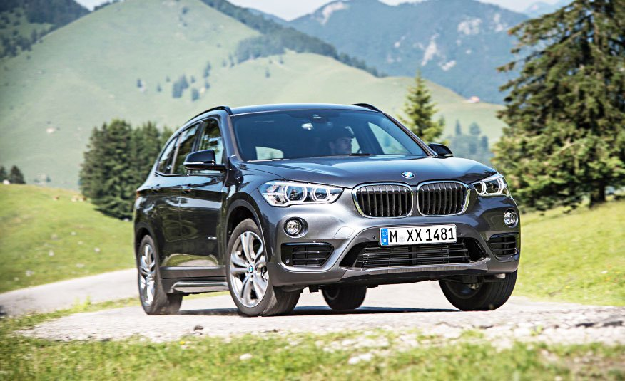 Đánh giá xe BMW X1 2016.