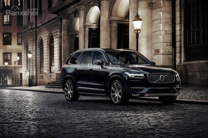 Đánh giá xe Volvo XC90 2016: Hoàn toàn lột xác.