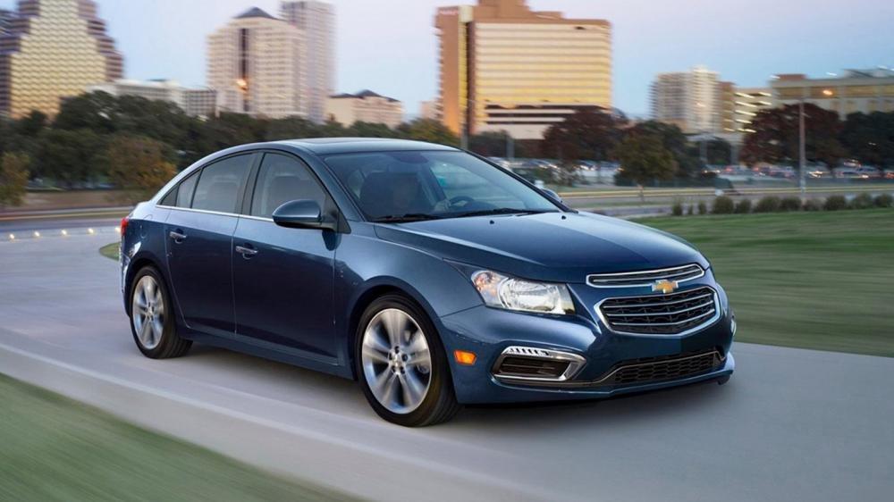 Tổng kết So sánh Chevrolet Cruze 2015 và Mazda 3 sedan.