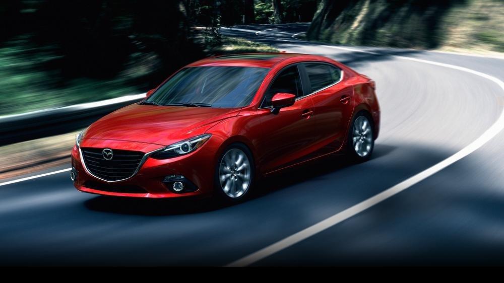 Tổng kết So sánh Chevrolet Cruze 2015 và Mazda 3 sedan 1