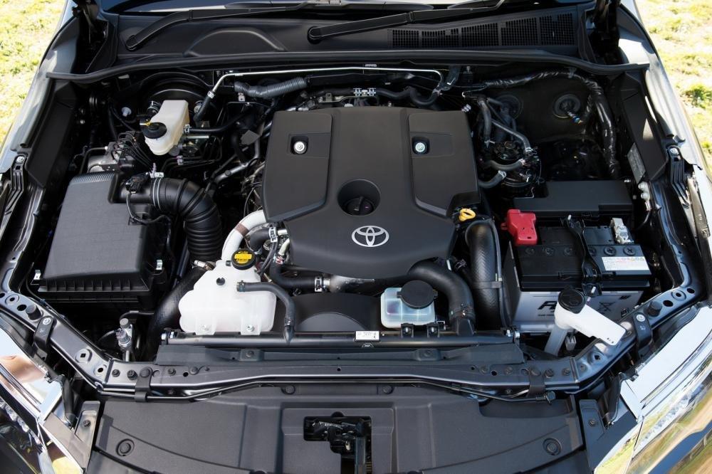 Toyota Fortuner 2016-2017 cung cấp nhiều lựa chọn động cơ và hộp số/