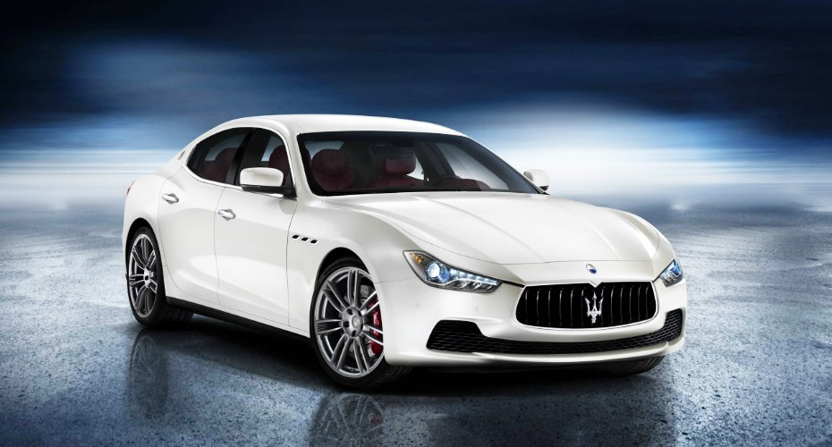 Đánh giá xe Maserati Ghibli S.