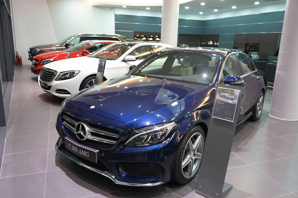 Mercedes-Benz Haxaco Điện Biên Phủ (4)