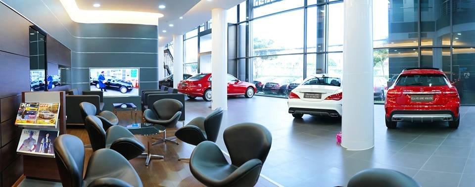 Mercedes-Benz Haxaco Điện Biên Phủ (10)