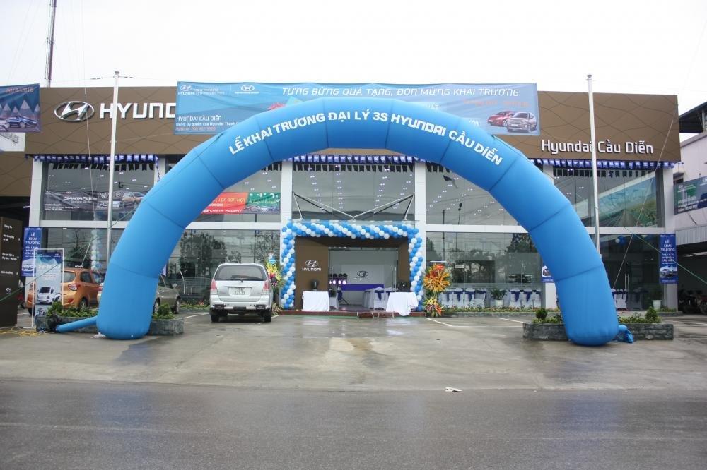 Hyundai Cầu Diễn