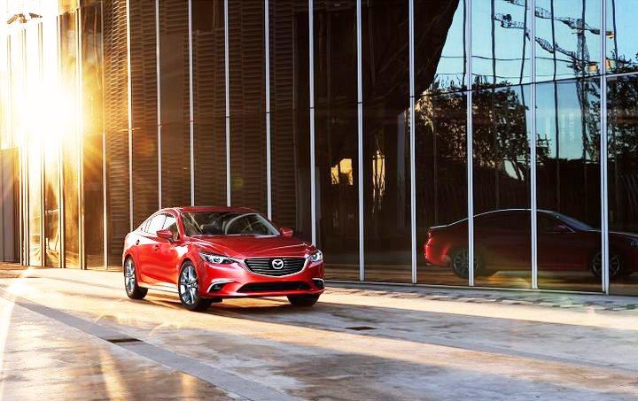 Đánh giá xe Mazda 6 2016.