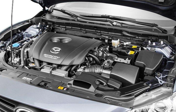 Đánh giá xe Mazda 6 2016 có động cơ 184 mã lực mạnh mẽ.