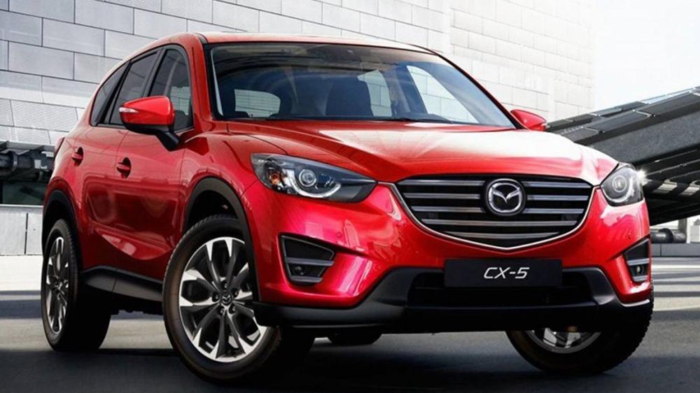 So sánh xe ngoại thất Kia Sportage 2016 và Mazda CX-5 8