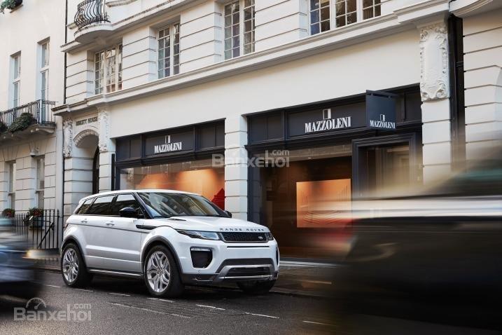 Đánh giá xe Land Rover Range Rover Evoque 2016: Sự lựa chọn tuyệt vời.