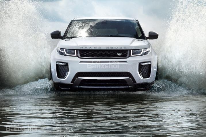 Đánh giá xe Land Rover Range Rover Evoque 2016: Sự lựa chọn tuyệt vời,