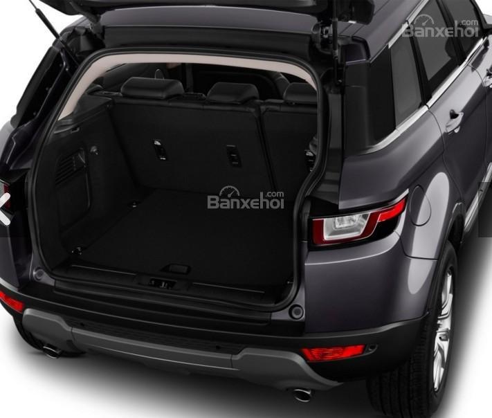 Đánh giá xe Land Rover Range Rover Evoque 2016: Không có nhiều không gian để đồ