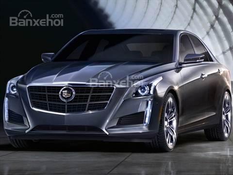 Đánh giá xe Cadillac CTS 2016: Động cơ mạnh mẽ, công nghệ tiêu chuẩn cao,