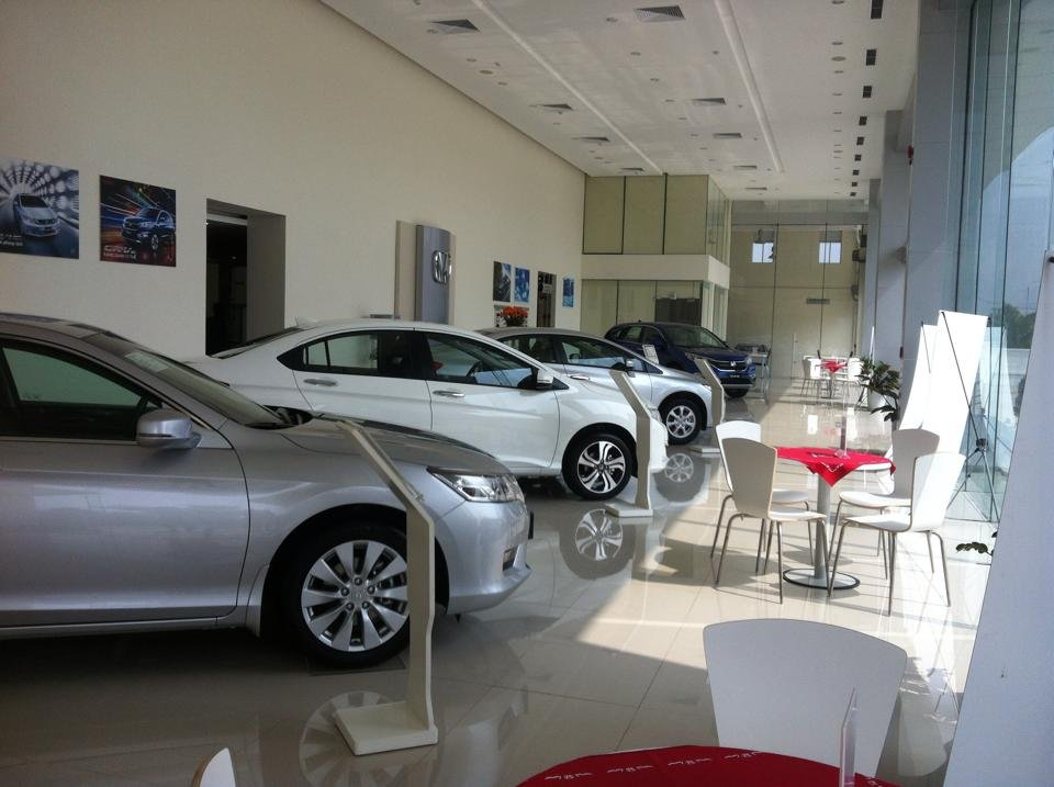 Honda ô tô Thanh Hóa