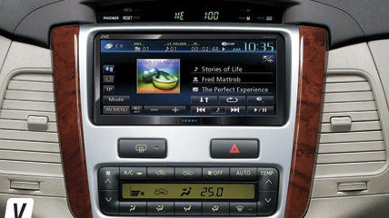 So sánh tiện nghi xe Kia Carens với Toyota Innova 2