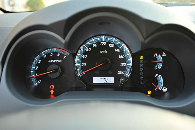 So sánh xe Hyundai SantaFe và Toyota Fortuner 15
