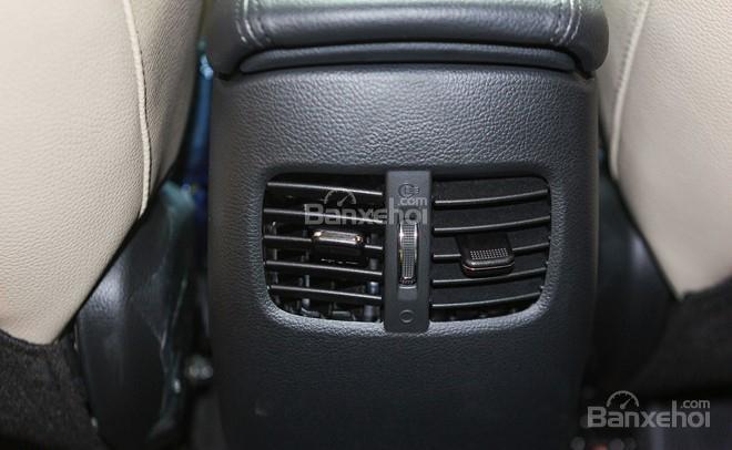 Đánh giá xe Kia Cerato 2016 điều hòa tự động 2 vùng riêng biệt.