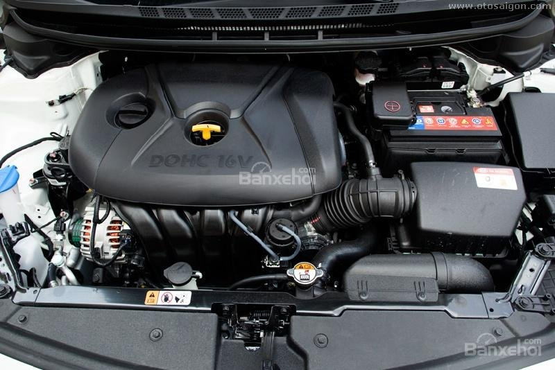 Đánh giá xe Kia Cerato 2016 có động cơ tùy chọn 1.6L hoặc 2.0L.