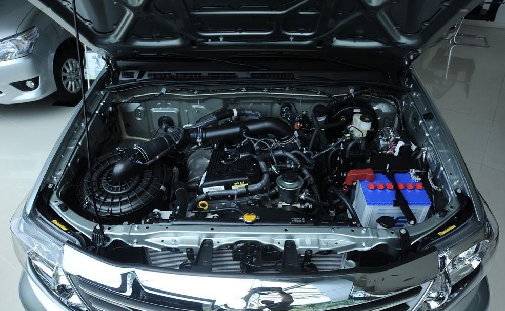 So sánh xe Hyundai SantaFe và Toyota Fortuner 27