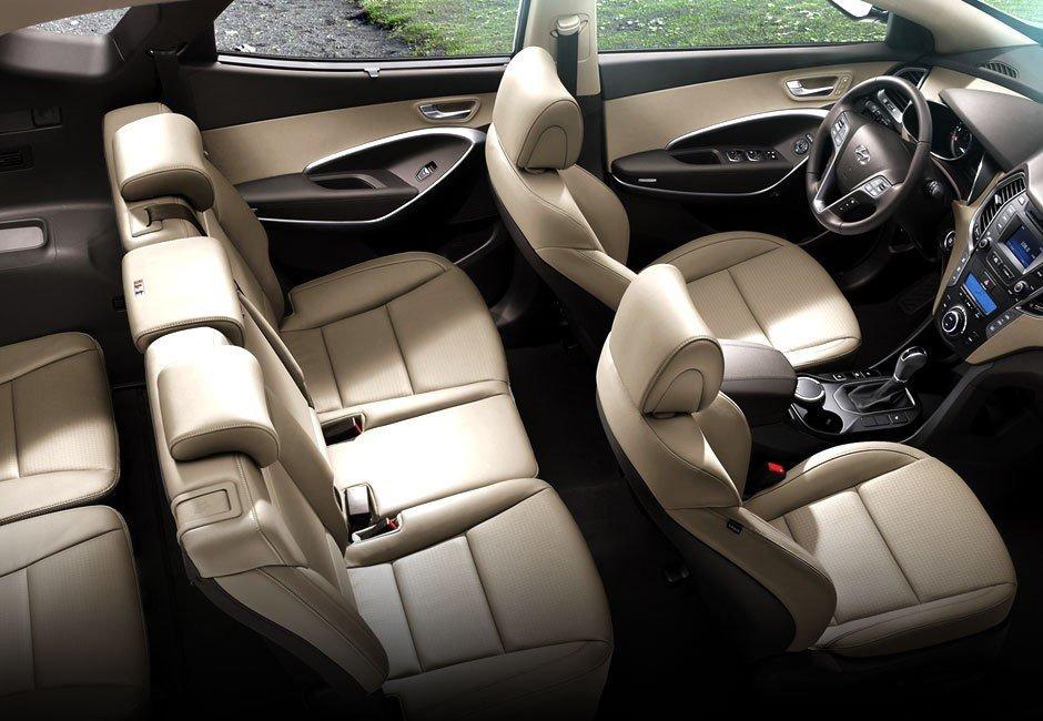 So sánh xe Hyundai SantaFe và Toyota Fortuner 26