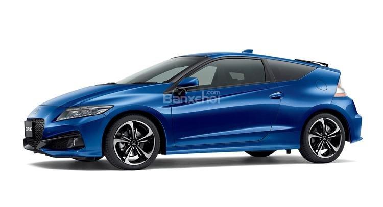 Honda CR-Z sắp sửa bị khai tử tại Nhật Bản