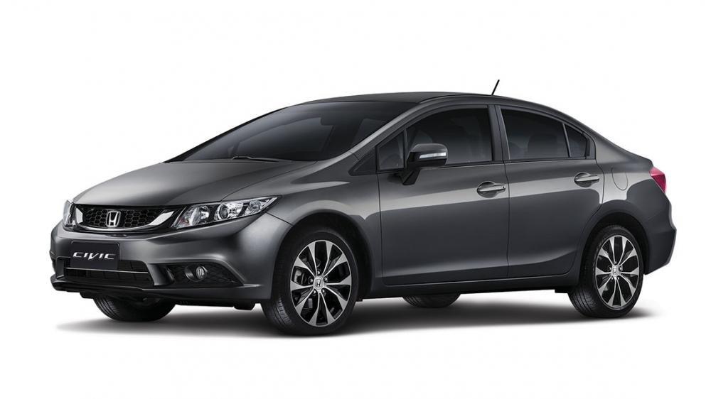 So sánh xe Kia K3 2016 và Honda Civic 1