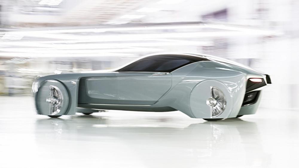 Hết BMW, đến lượt Mini & Rolls-Royce ra mắt concept Vision 100.