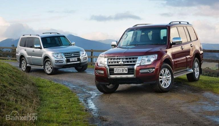 Mitsubishi Pajero hồi sinh với giá 7.043.000 rupee tại Ấn Độ?.