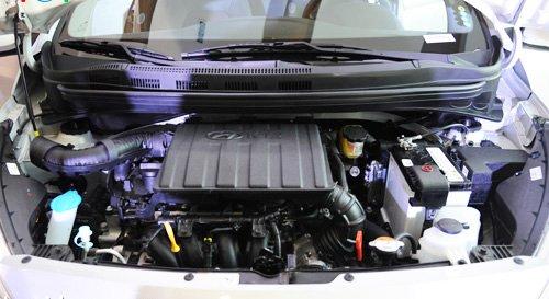 Đánh giá xe Hyundai Grand i10 sedan 2015 có động cơ 1.2L.
