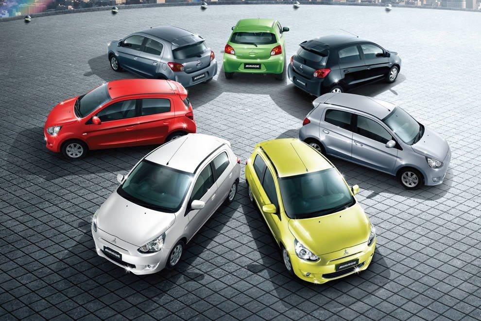 So sánh xe Hyundai Grand i10 và Mitsubishi Mirage 11