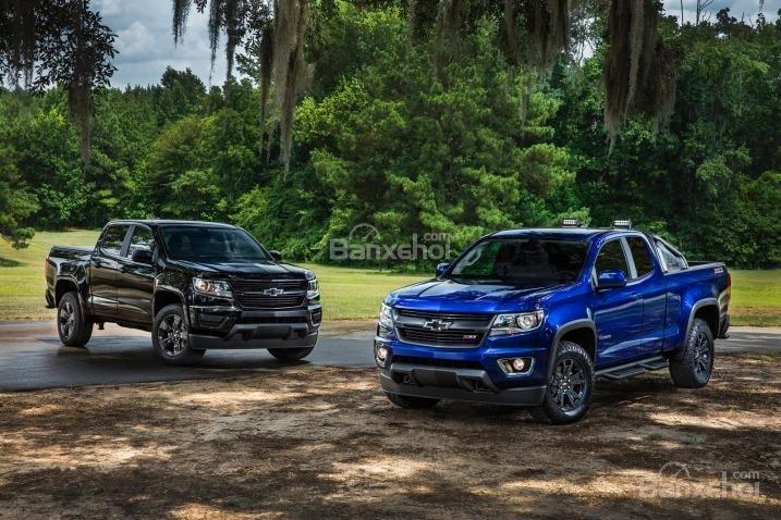 Đánh giá xe Chevrolet Colorado 2016: Phong thái tinh tế, nội thất nhiều chức năng 1