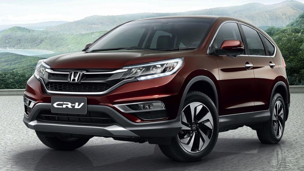 So sánh xe Honda CR-V 2016 và Mazda CX-5 2016 - Khi SUV thường gặp SUV off-road.