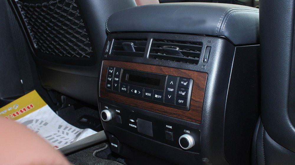 Đánh giá xe Land Cruiser 2016 có điều hòa tự động 2 vùng hiện đại.