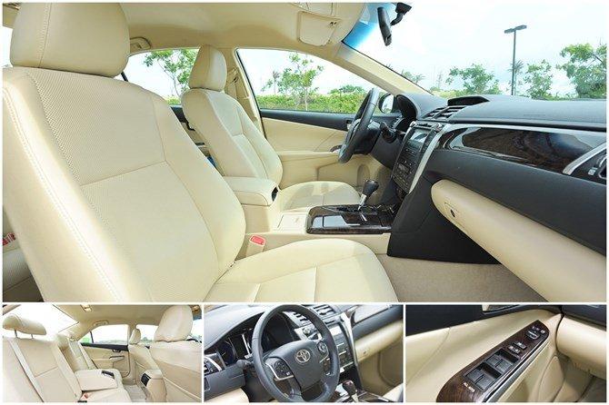 So sánh xe Toyota Camry và Volkswagen Passat: Hai thái cực đối lập trong phân khúc sedan hạng D 10